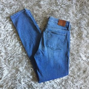 Lucky Brand Hayden Skinny High Rise Jeans